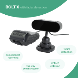 Bolt X- Camera on Car (with...